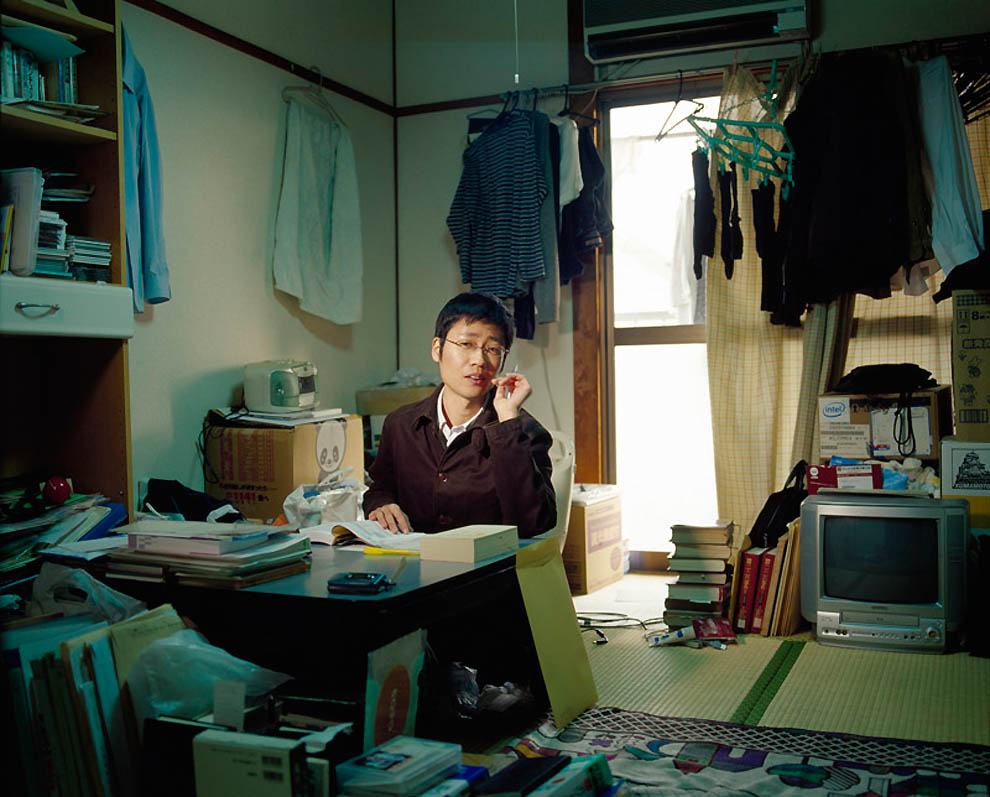 2920 Жизнь современных японцев в фотопроекте «Куда мы отсюда движемся?»