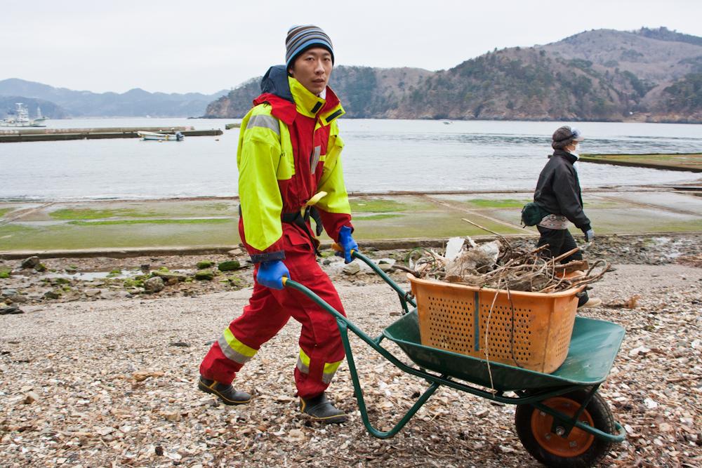 3017 Япония в зоне бедствия   волонтерские приключения