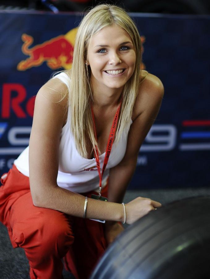 3023 За кулисами Гран При Австралии 2012: фоторепортаж