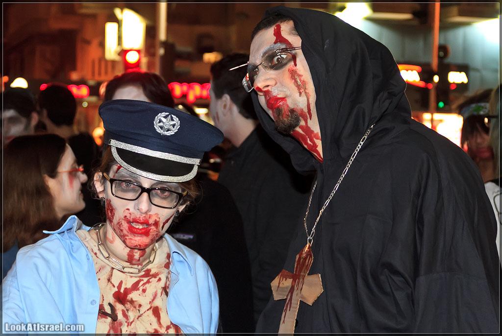 308 Зомби на улицах Тель Авива – Zombie Walk Tel Aviv