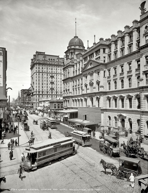 31105 Американские мегаполисы сто лет тому назад