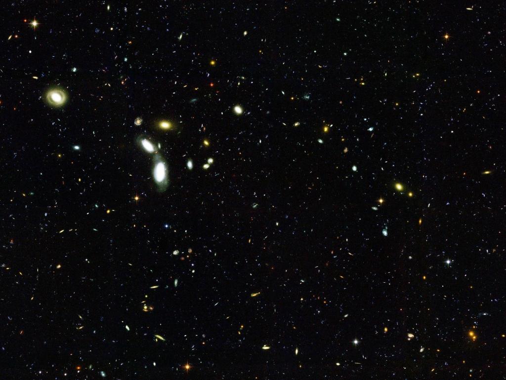 31106 Большое фотопутешествие вкосмос стелескопом Хаббл