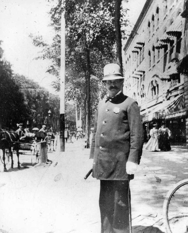 31107 Полицейские, 1890 е   1930 е.