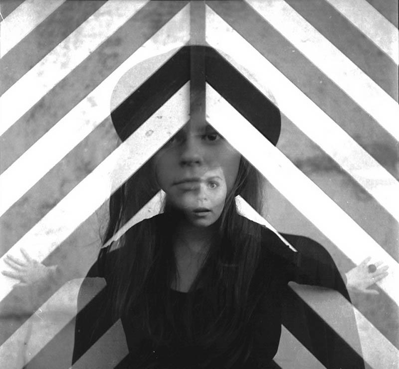 3128 Фотографии Флориана Имгрунда с двойной экспозицией