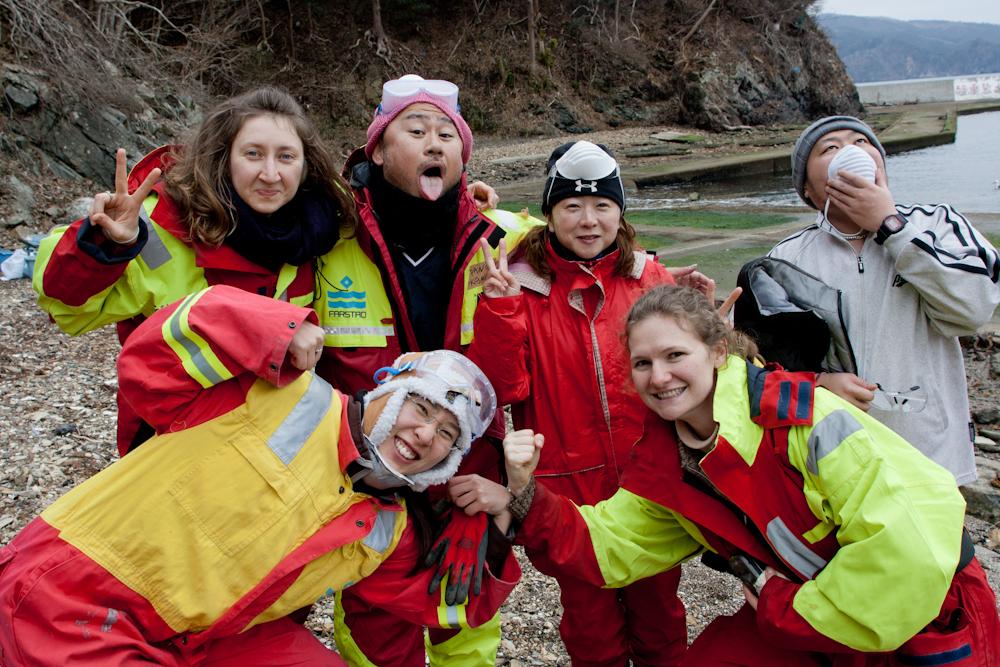 3139 Япония в зоне бедствия   волонтерские приключения