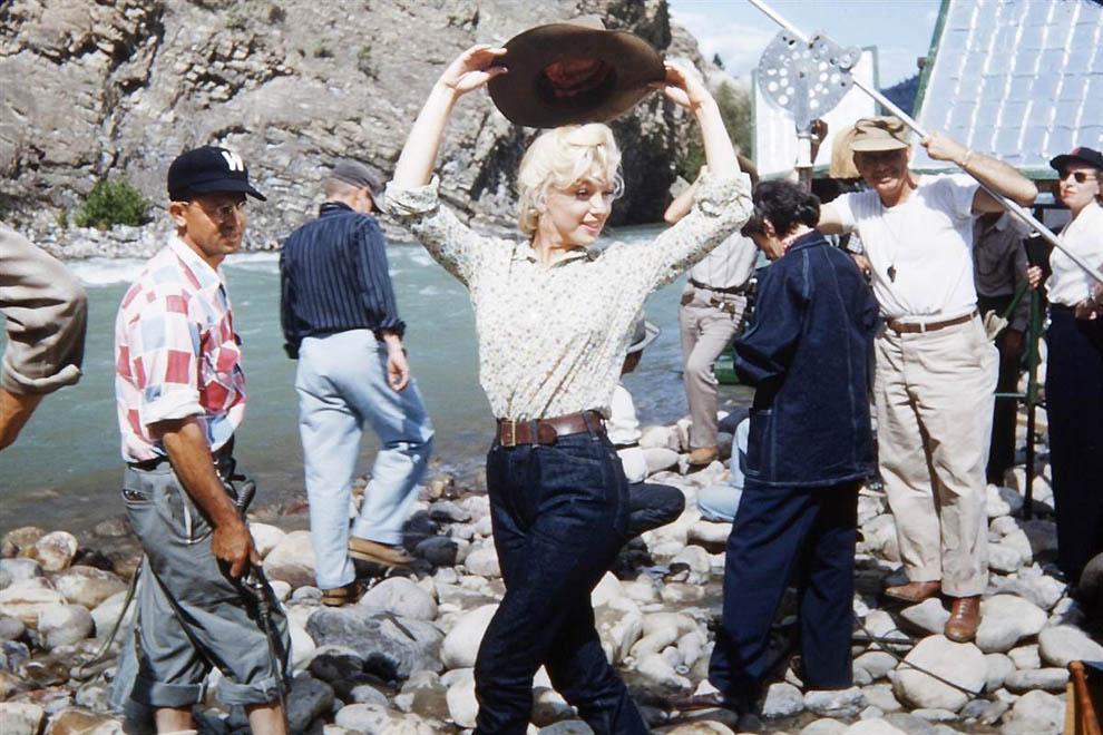 3149 Неопубликованные ранее фотографии Мэрилин Монро выставлены на аукционе