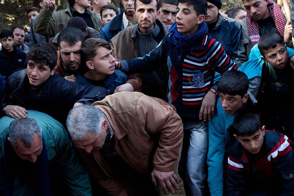 3170 Сирия: взгляд изнутри