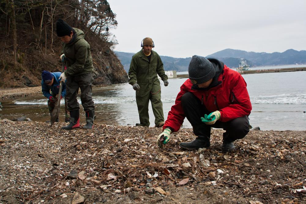 3220 Япония в зоне бедствия   волонтерские приключения