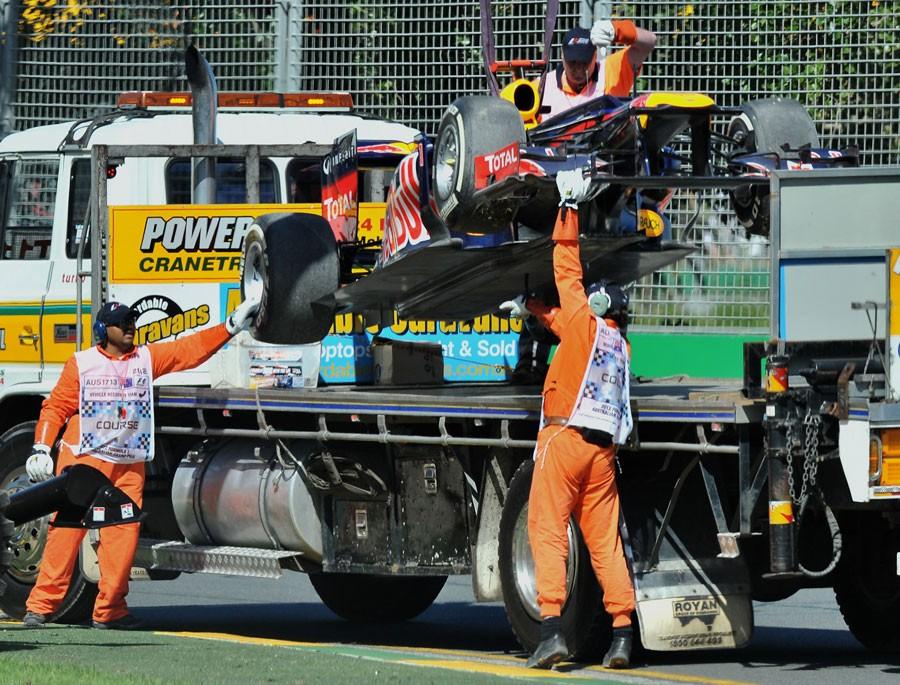 3225 За кулисами Гран При Австралии 2012: фоторепортаж