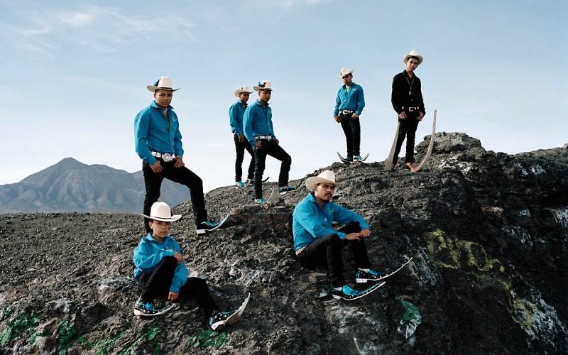 3244 800x500 Новое увлечение Мексики: остроносые туфли для танцев