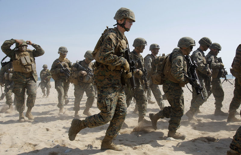 И сухопутных сил key resolve и военно