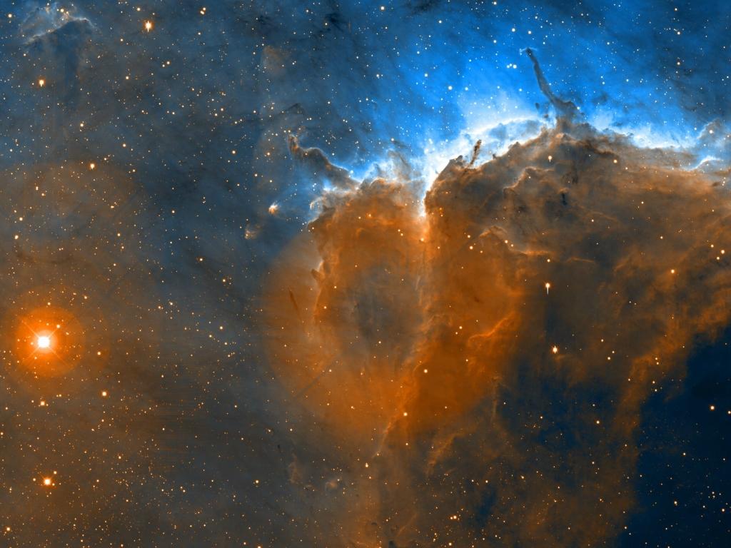 3256 Большое фотопутешествие в космос с телескопом Хаббл