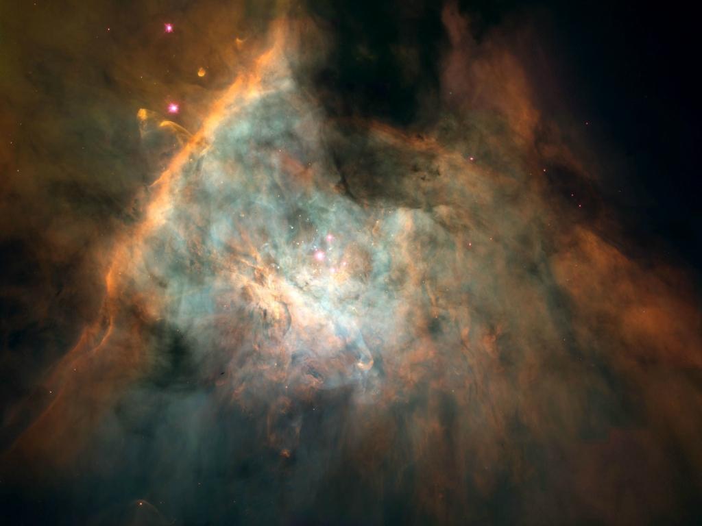 3257 Большое фотопутешествие в космос с телескопом Хаббл
