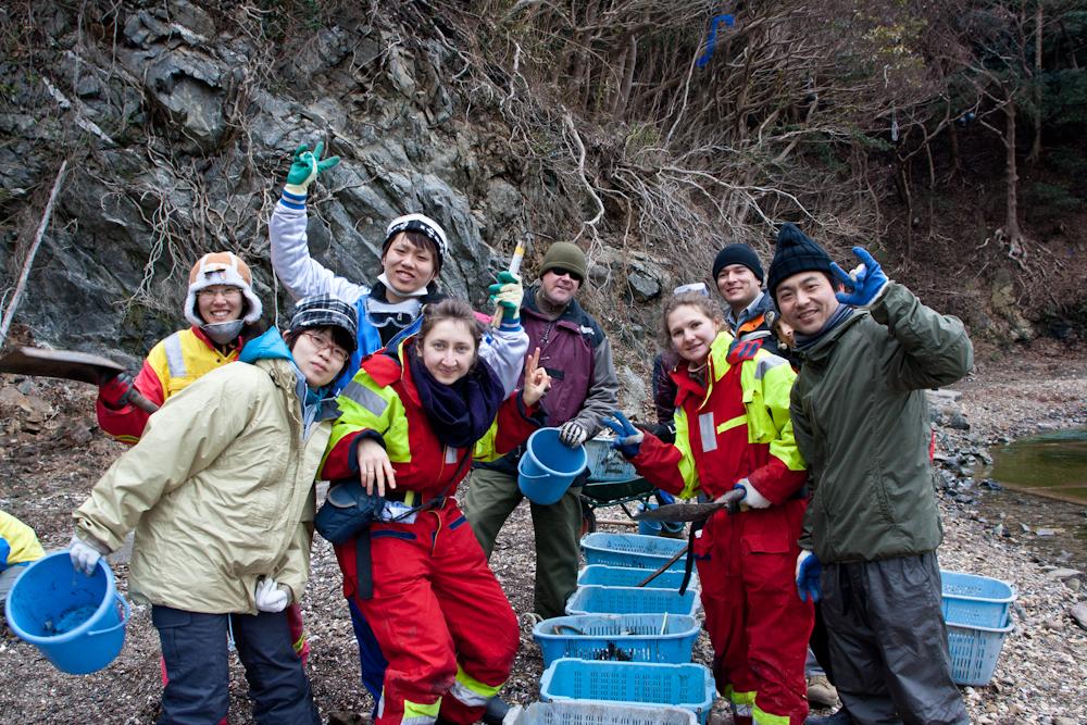 3318 Япония в зоне бедствия   волонтерские приключения
