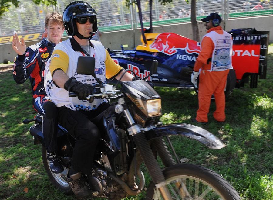 3323 За кулисами Гран При Австралии 2012: фоторепортаж