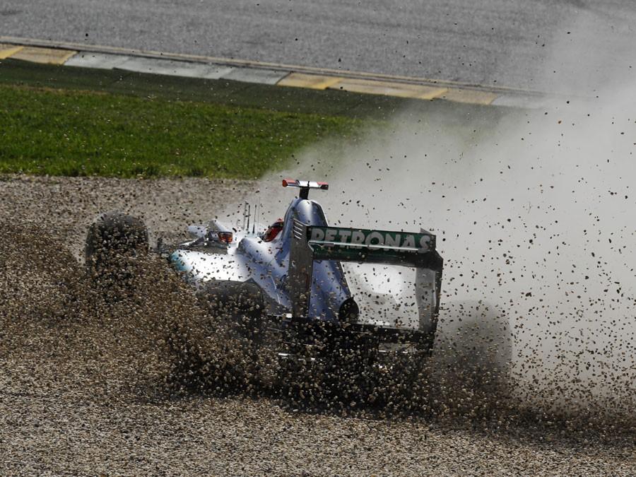 3421 За кулисами Гран При Австралии 2012: фоторепортаж