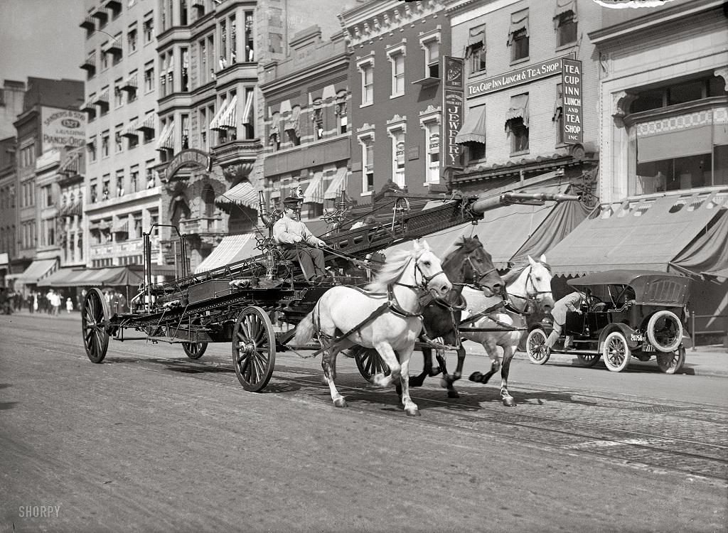 3427 Американские мегаполисы сто лет тому назад