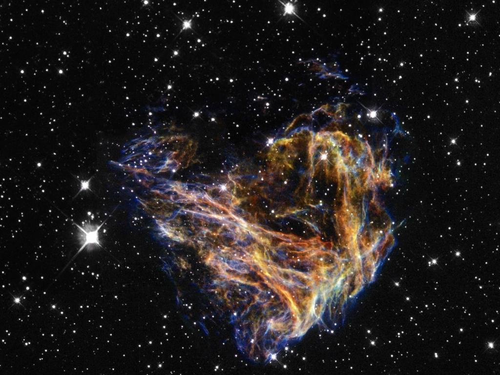 3428 Большое фотопутешествие в космос с телескопом Хаббл