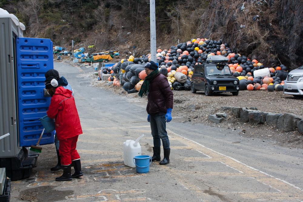 3515 Япония в зоне бедствия   волонтерские приключения