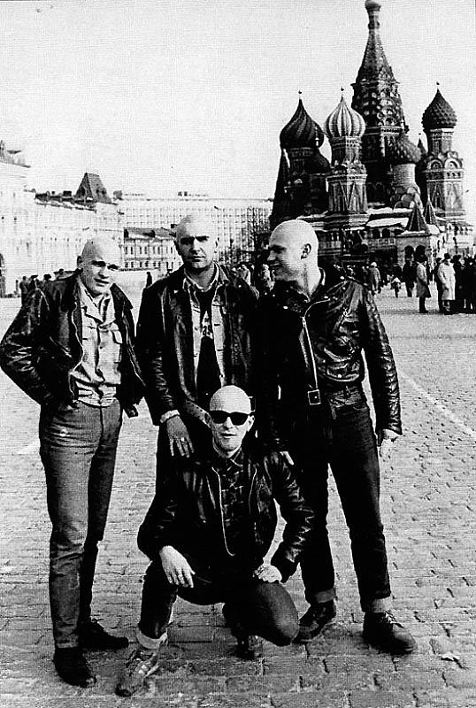 3613 Самая неформальная молодежь СССР в 70 90 е годы
