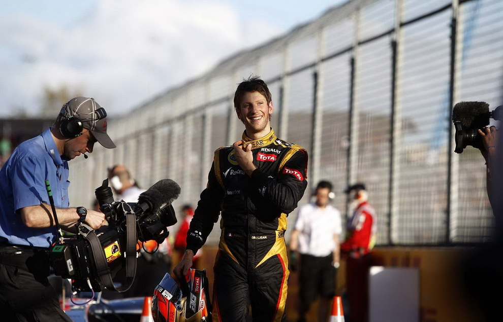 3619 За кулисами Гран При Австралии 2012: фоторепортаж