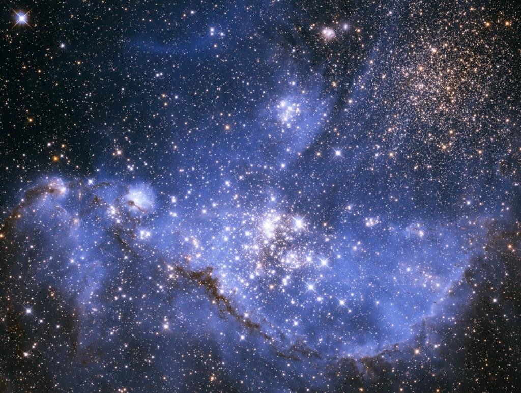 3624 Большое фотопутешествие в космос с телескопом Хаббл