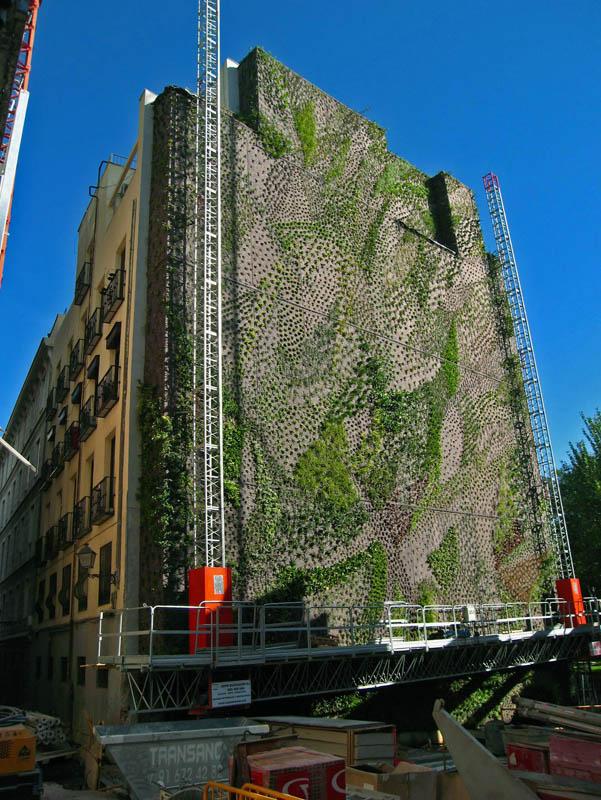 368 15 вертикальных садов по всему миру