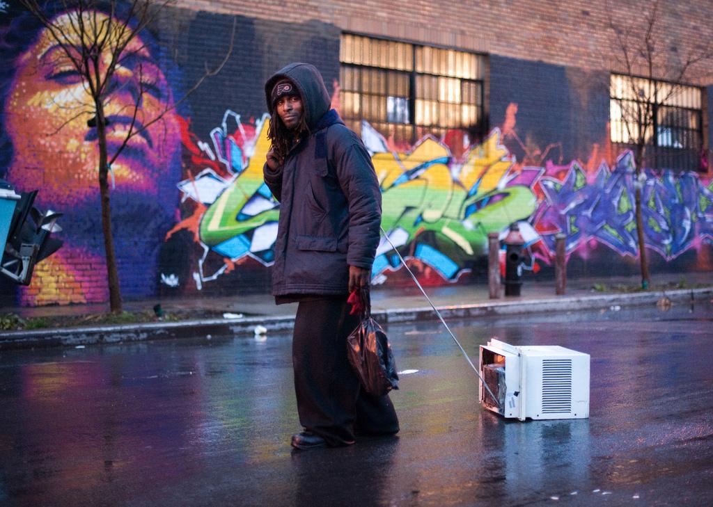 375 Истории наркозависимых в южном Бронксе (Часть 1)