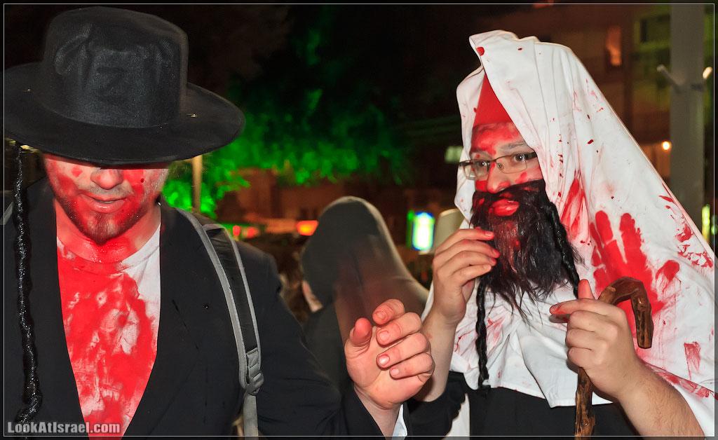 3810 Зомби на улицах Тель Авива – Zombie Walk Tel Aviv