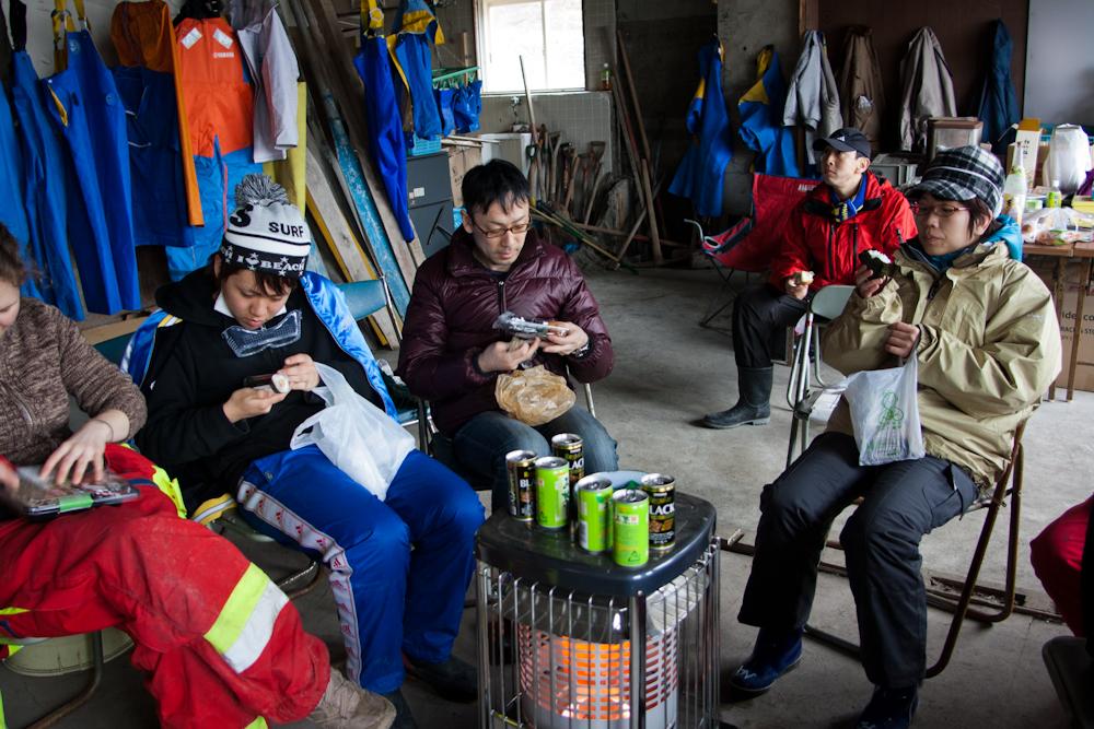 3814 Япония в зоне бедствия   волонтерские приключения