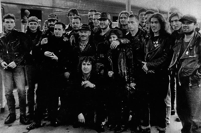 4113 Самая неформальная молодежь СССР в 70 90 е годы