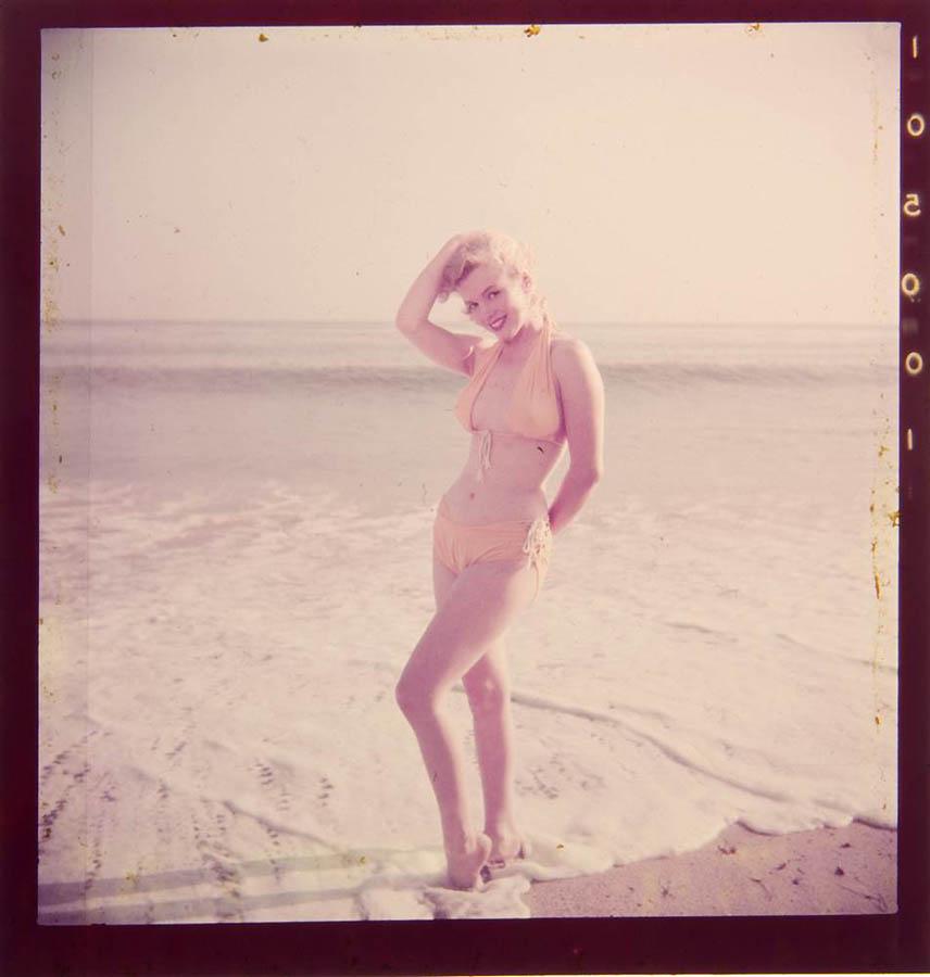 4121 Неопубликованные ранее фотографии Мэрилин Монро выставлены на аукционе