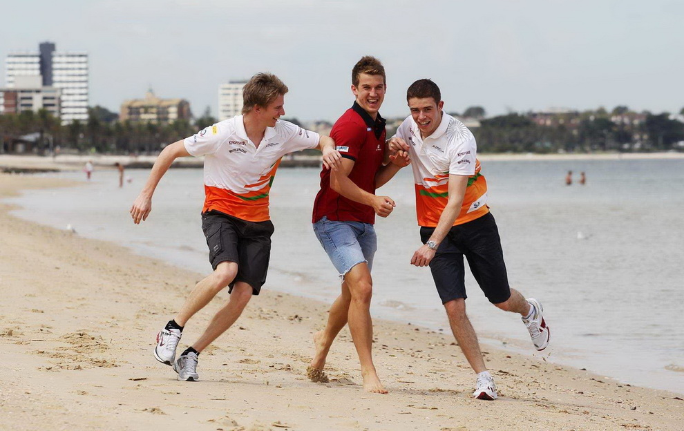 4135 За кулисами Гран При Австралии 2012: фоторепортаж
