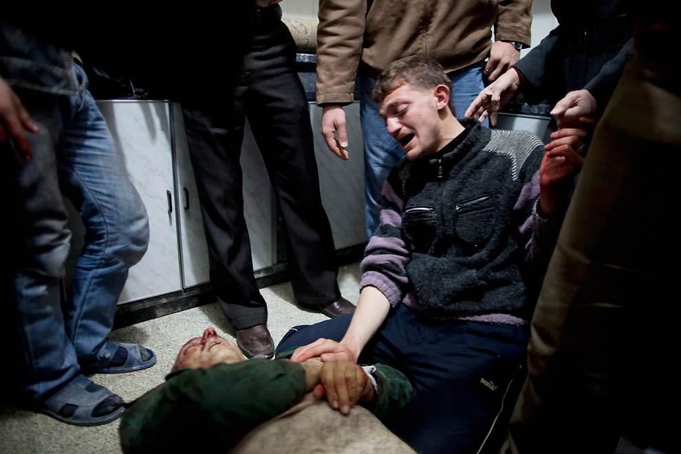 4141 Сирия: взгляд изнутри