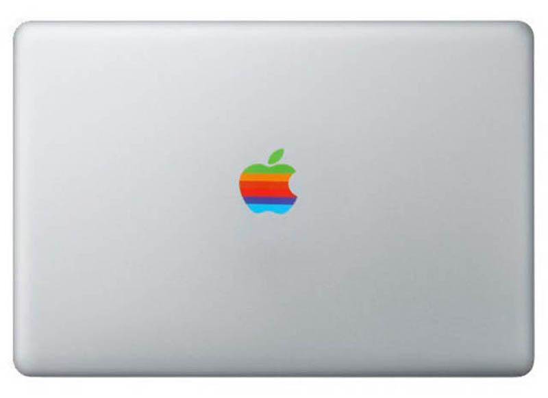 4182 50 креативных наклеек на MacBook