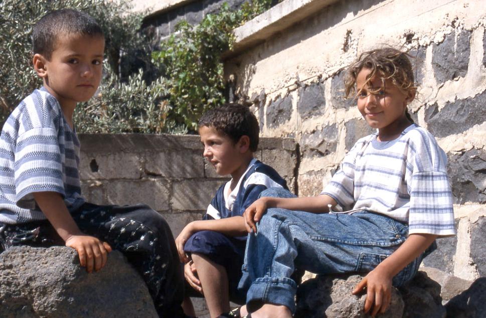 4189 Фотографии Сирии в лучшие времена