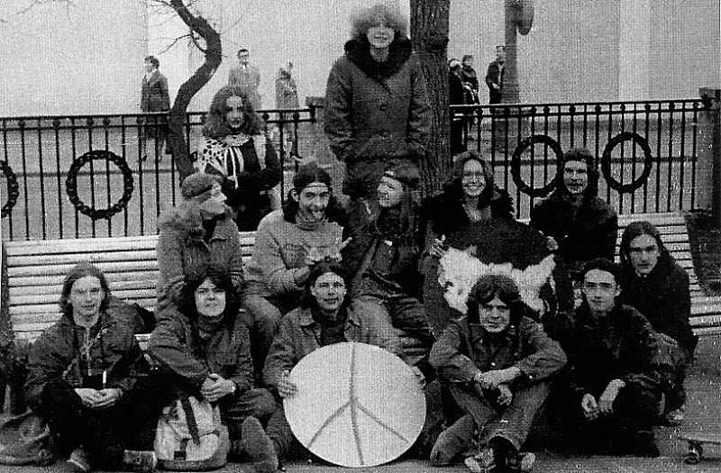 4212 Самая неформальная молодежь СССР в 70 90 е годы