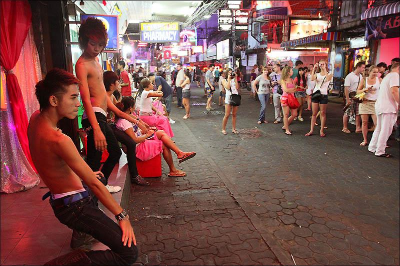 4216 Паттайя как мекка секс туризма