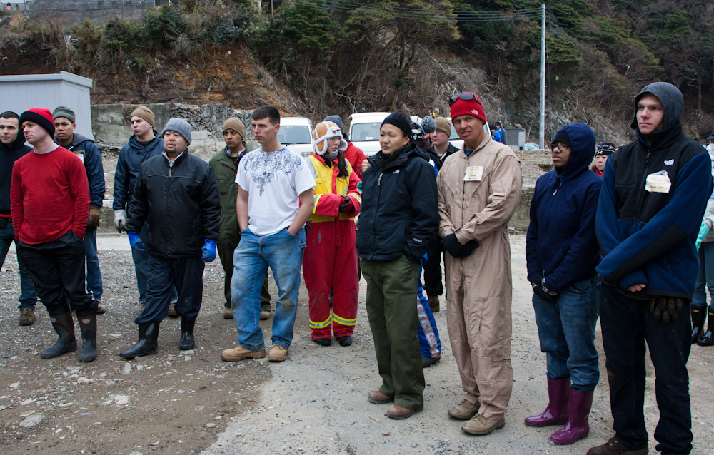 4314 Япония в зоне бедствия   волонтерские приключения