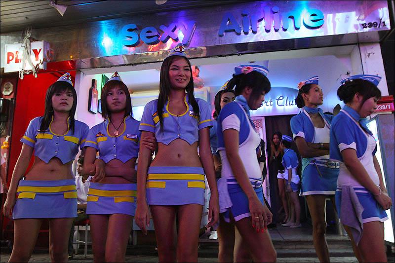 Секс туризм в таиланде путеводитель