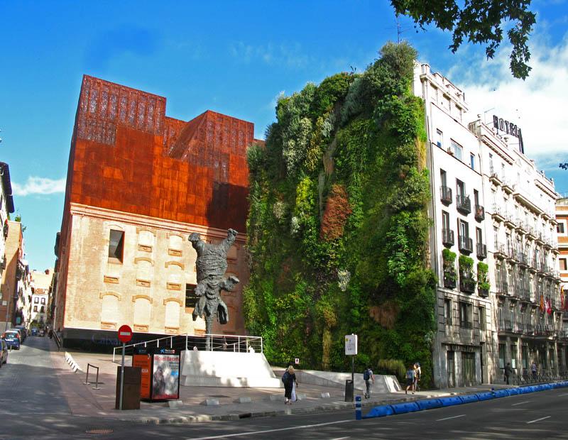 448 15 вертикальных садов по всему миру