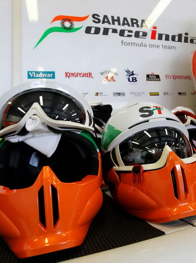 4514 За кулисами Гран При Австралии 2012: фоторепортаж