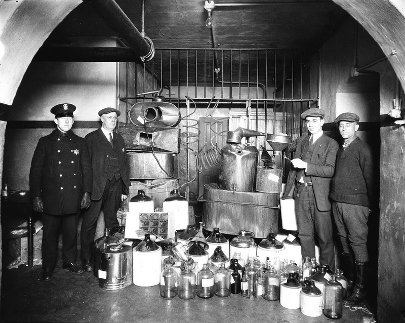 4517 Полицейские, 1890 е   1930 е.
