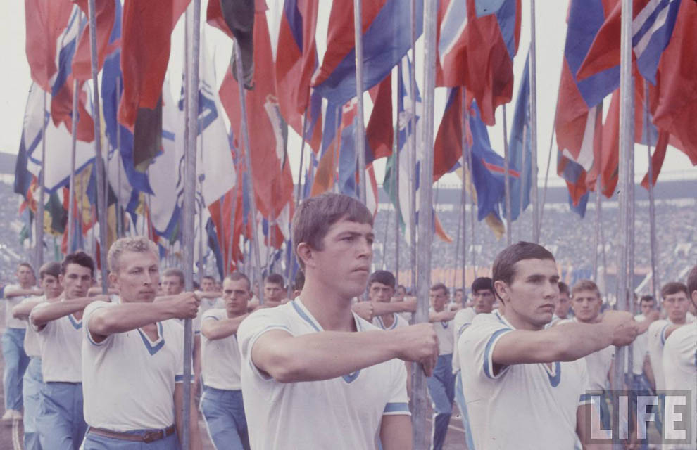 459 Советская молодежь 60 х глазами американского фотографа