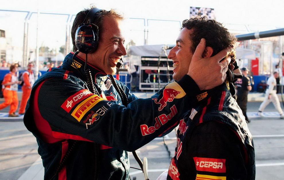4613 За кулисами Гран При Австралии 2012: фоторепортаж