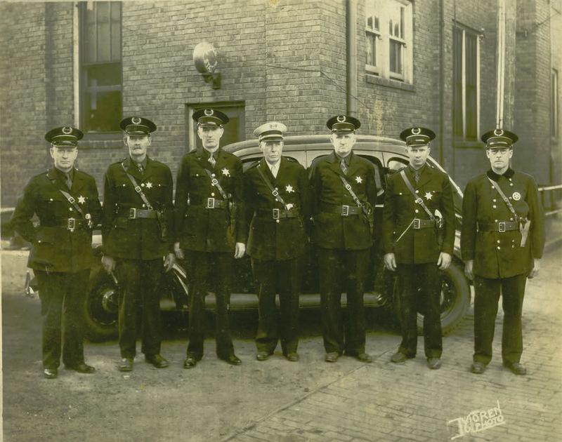 4716 Полицейские, 1890 е   1930 е.