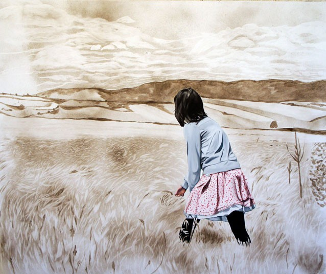 490 Картины из пыли