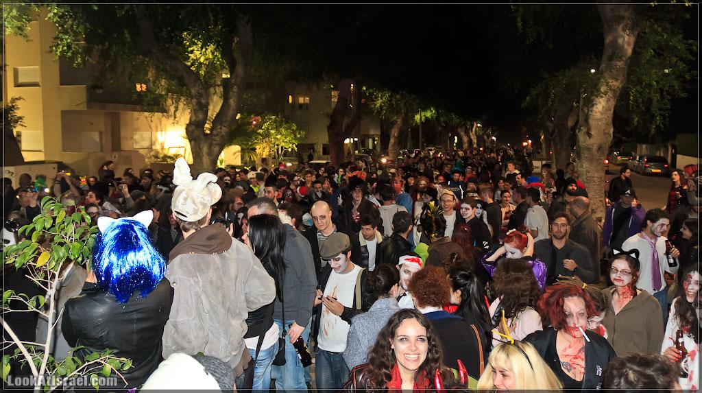 491 Зомби на улицах Тель Авива – Zombie Walk Tel Aviv