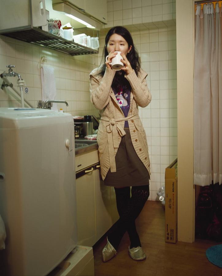 496 Жизнь современных японцев в фотопроекте «Куда мы отсюда движемся?»