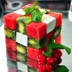 8 креативных салатов, которые радуют взгляд